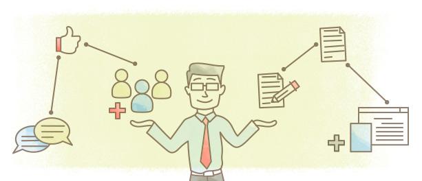 Как организовать работу